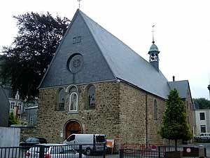 Chapelle Saint-François, dite des Capucins, Malmedy