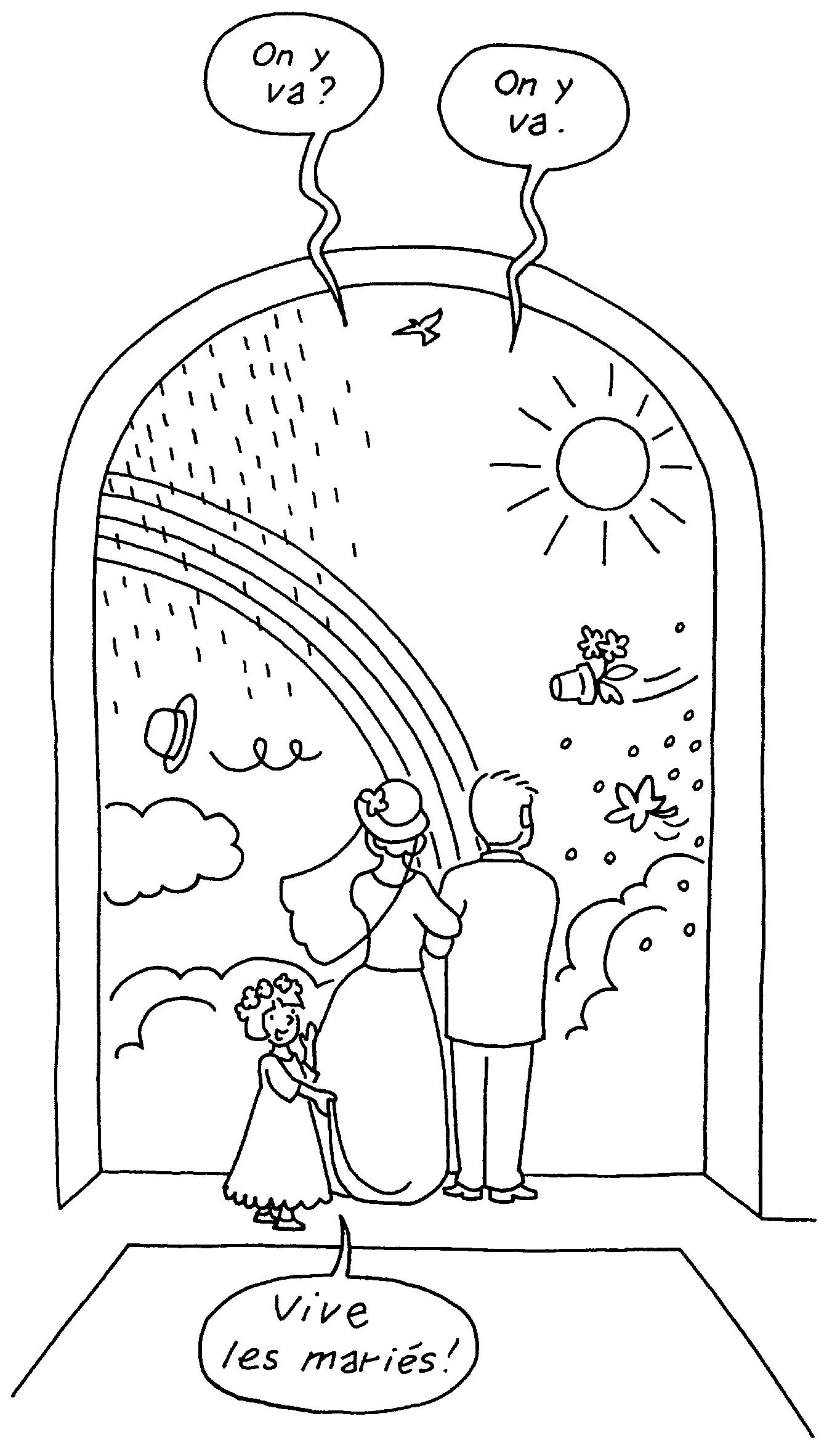 Le mariage unit pastorale de malmedy - Dessin eglise ...