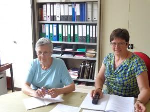 Christiane et Rosa