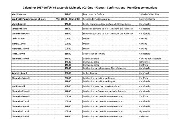 Calendrier pastoral 2017    Carême - Pâques - Confirmations - Premières communions-page-001.jpg