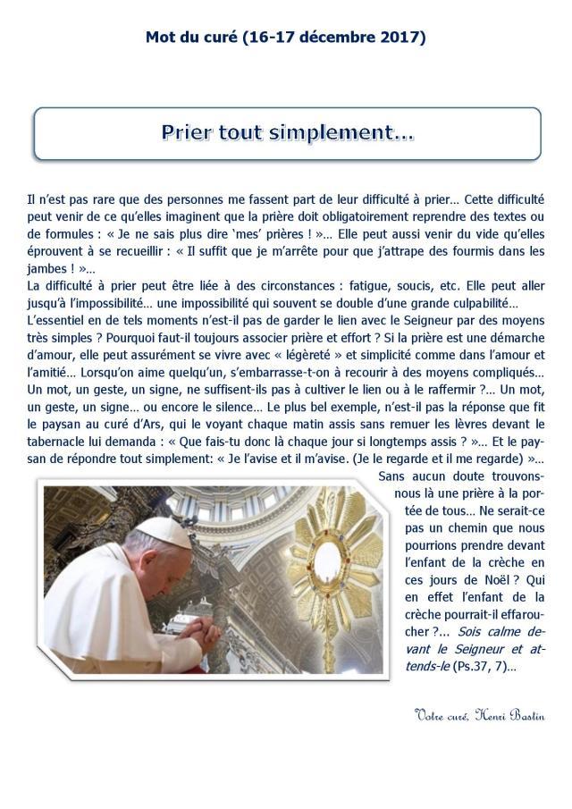 Mot du curé 2017-12-17-page-001