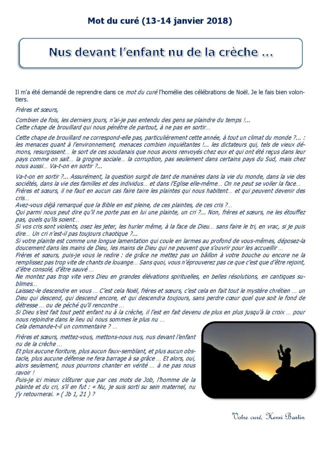 Mot du curé 2018-01-14-page-001
