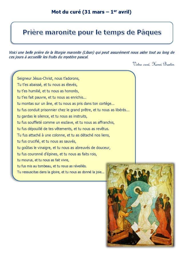 Mot du curé 2018-04-01-page-001