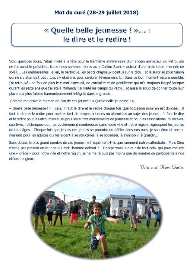 Mot du curé 2018-07-29-page-001