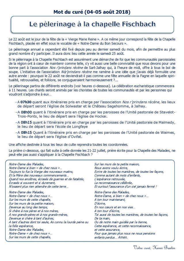 Mot du curé 2018-08-05-page-001