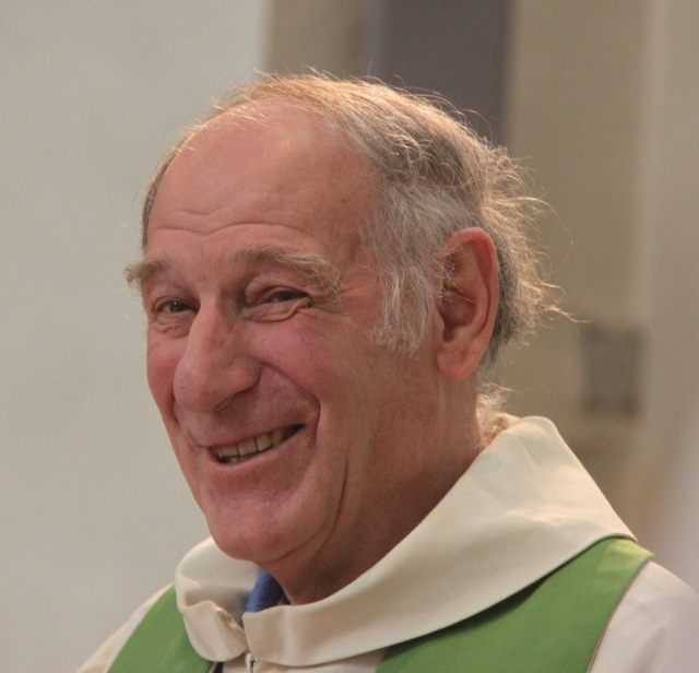 2018-09-02 - Messe au revoir doyen H. Bastin (84) - Père Norbert Maréchal