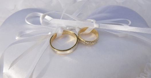 aliances mariage