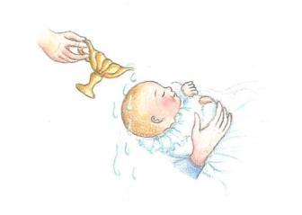 baptême nouveau
